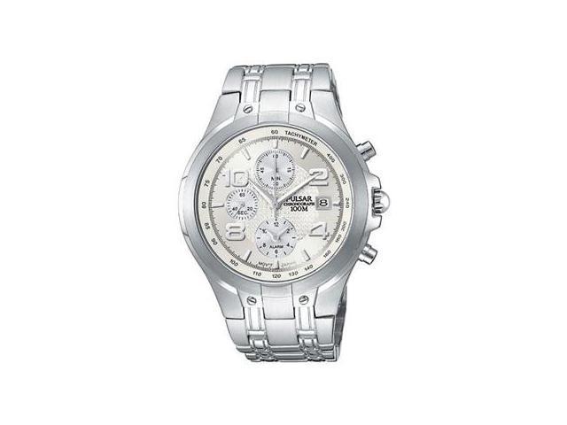 Pulsar Mens Chronograph Men's Watch - PF3665