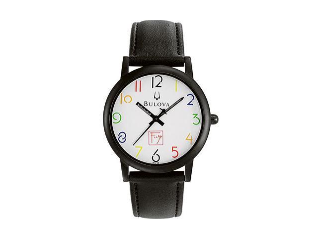 Bulova Frank Lloyd Wright Exhibition Men's Watch - 98A103