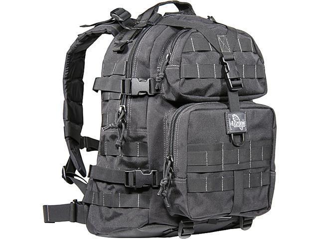 Maxpedition Black Condor II Nylon Tactical Backpack