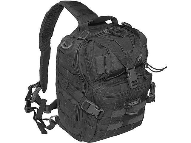 Maxpedition Malaga Gearslinger Pack Black 0423B