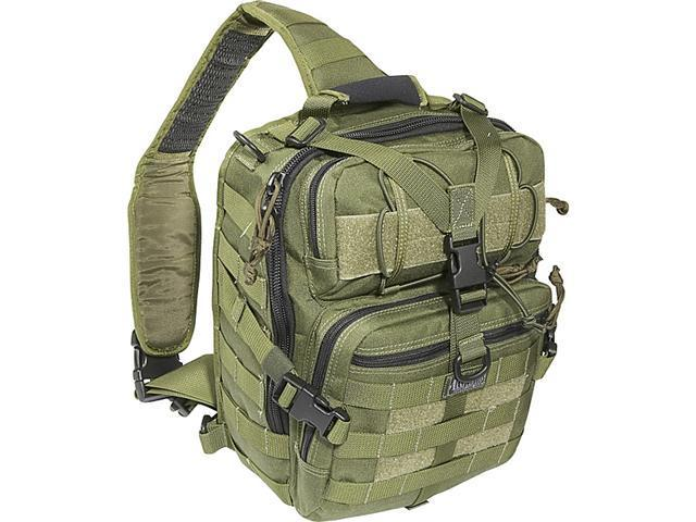 Maxpedition Malaga Gearslinger Pack Green 0423G