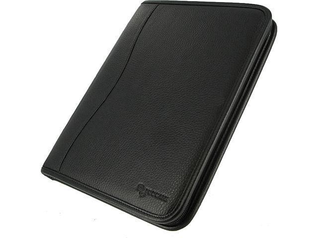 rooCASE Executive Portfolio Leather Case for iPad Generations 2, 3 & 4