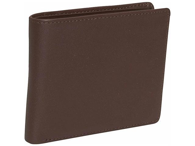 Royce Leather Euro Commuter Wallet , Coco - 109A-COCO-5