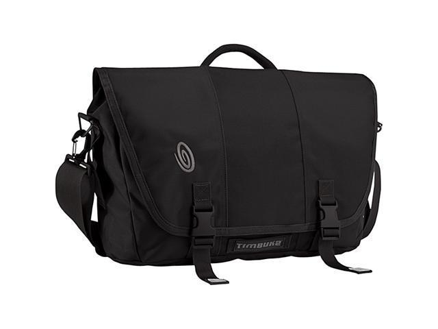 Timbuk2 Commute Messenger Black/Black/Black 269-4-2001 up to 15 inches -M