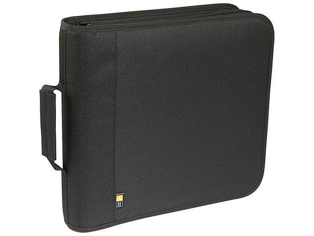 Case Logic 208 Capacity Nylon CD / DVD Wallet