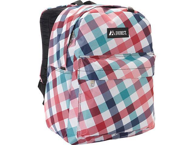 Everest Pattern Printed Backpack
