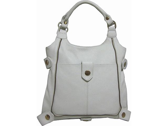 AmeriLeather Large Leather Tote