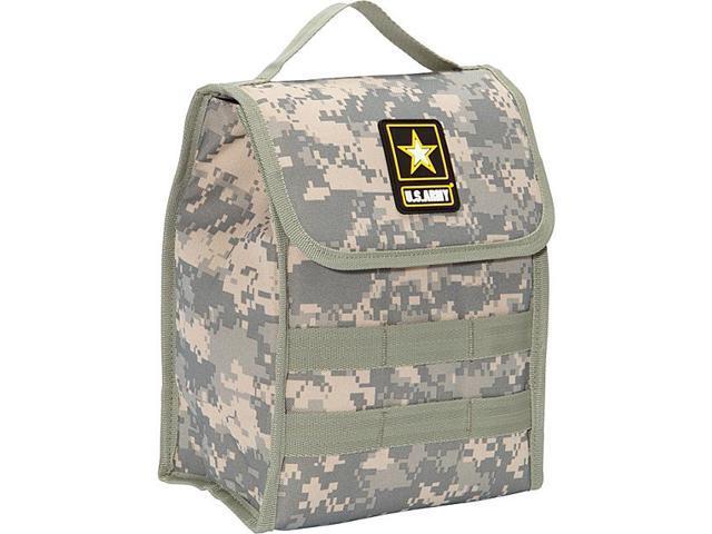 Wildkin U.S. Army Stash Lunch Bag