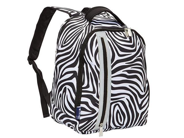 Wildkin Zebra Echo Backpack