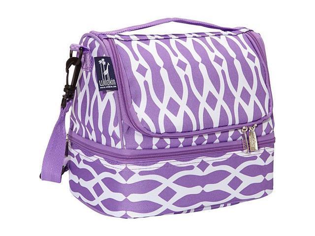 Wildkin Wishbone Double Decker Lunch Bag
