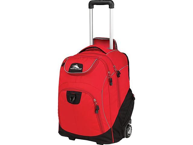High Sierra Powerglide Rolling Laptop Backpack