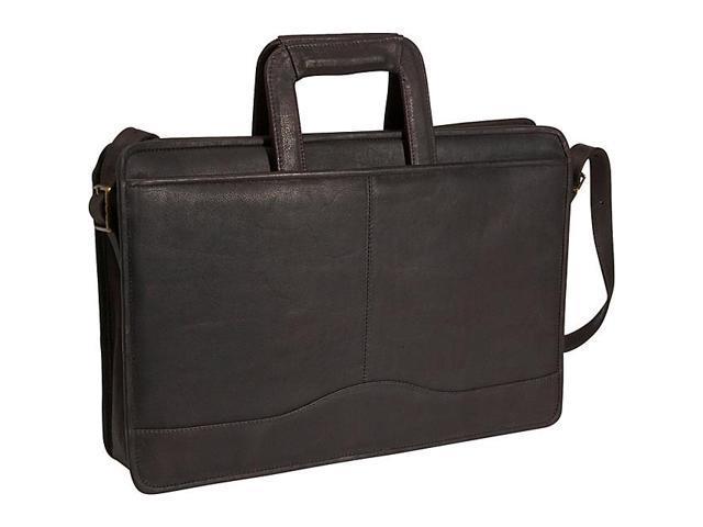 David King & Co. Drop Handle Briefcase
