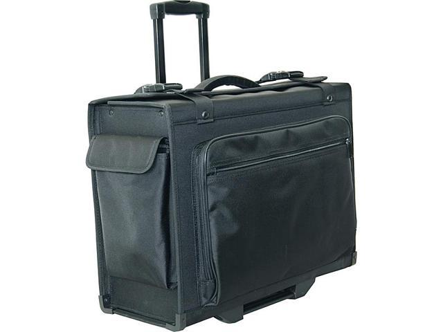 Netpack 20in. Hard Side Rolling Computer Catalog Case