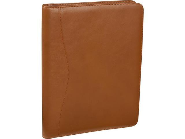 Bellino Zip Around Padfolio
