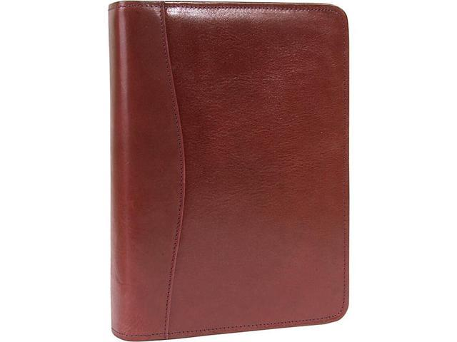 Scully Italian Leather Zip Weekly Organizer