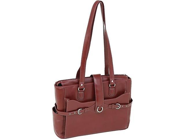McKlein USA Isabella Leather 15.4in. Ladies' Briefcase