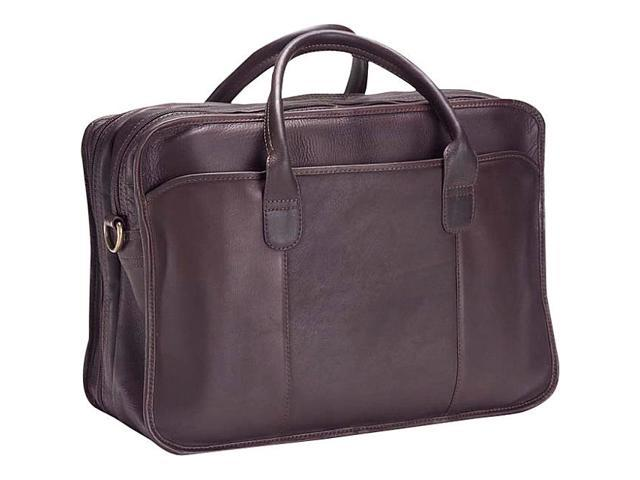 Clava Vachetta Leather Legal Briefcase
