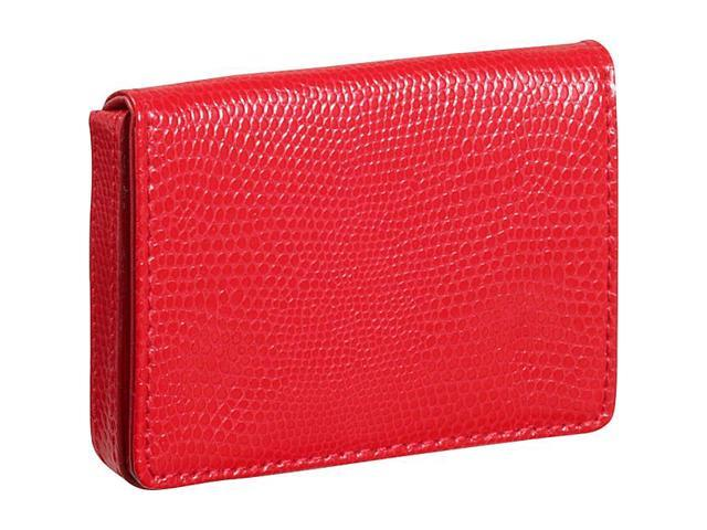 Budd Leather Business Card Case - Oversized