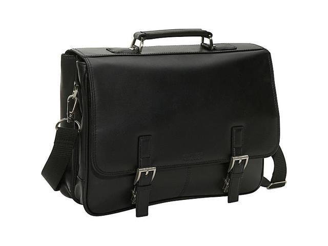 Kenneth Cole Reaction A Brief History - Leather Flapover Portfolio