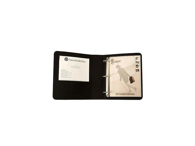Royce Leather 2in. D Ring Binder
