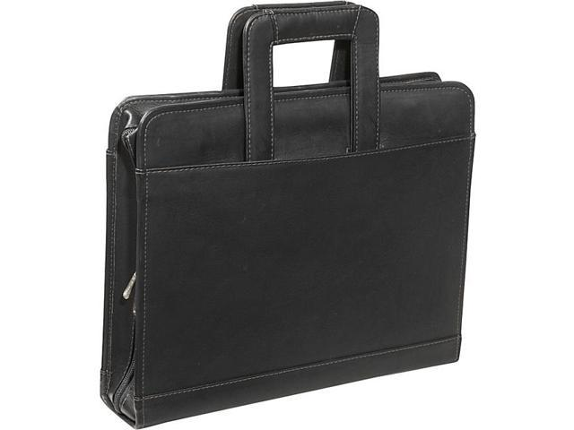 Piel Three-Ring Binder wtih Handle