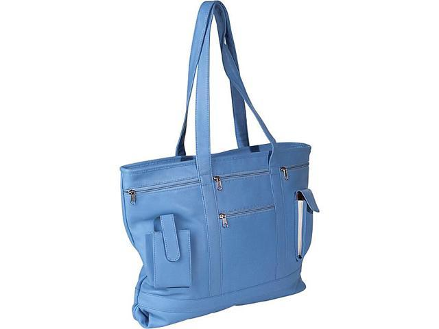 Royce Leather Business Tote