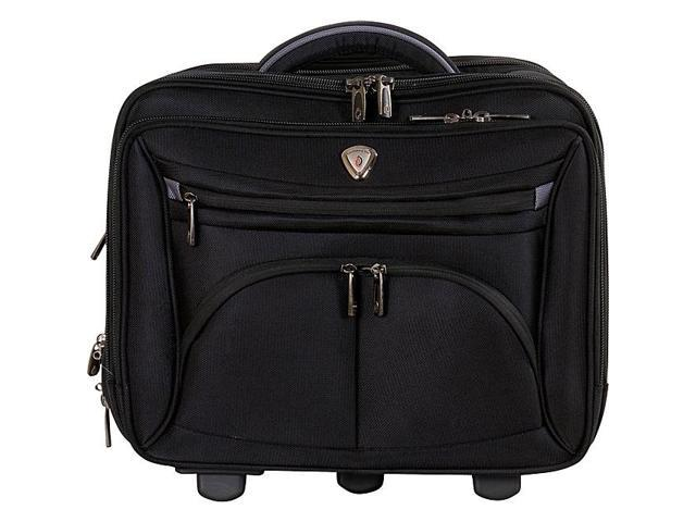 CalPak CEO Rolling Laptop Brief