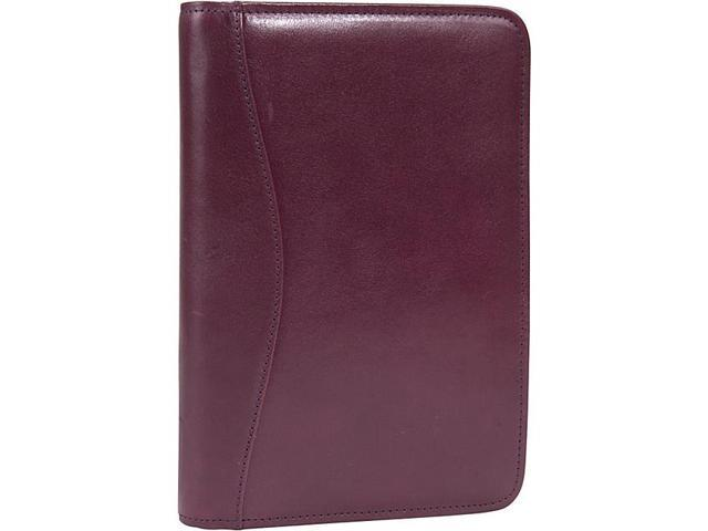 Scully Italian Plum Zip Weekly Agenda