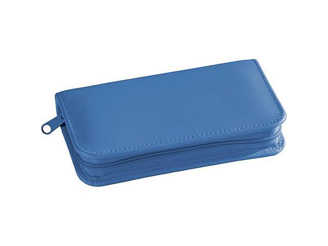 Royce Leather Travel & Grooming Kit, Ocean Blue - 551-RB-6