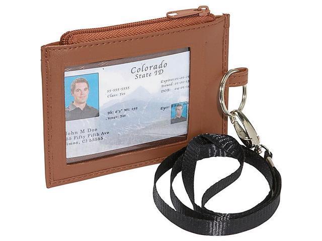 Royce Leather Lanyard