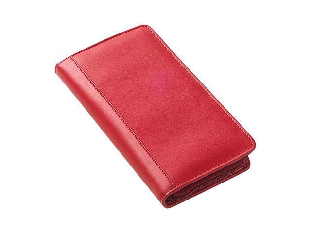 Clava Split Zip Travel Wallet