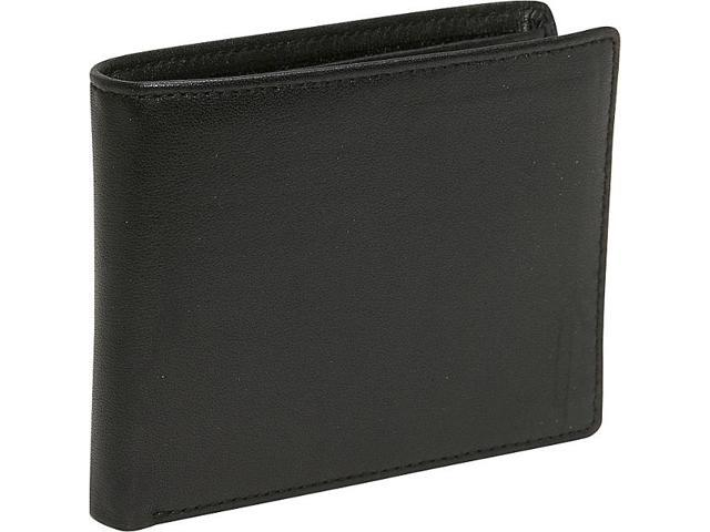 Budd Leather Cowhide Leather Slim Wallet