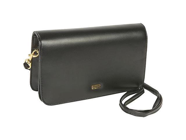 Buxton Check Clutch Mini Bag On A String