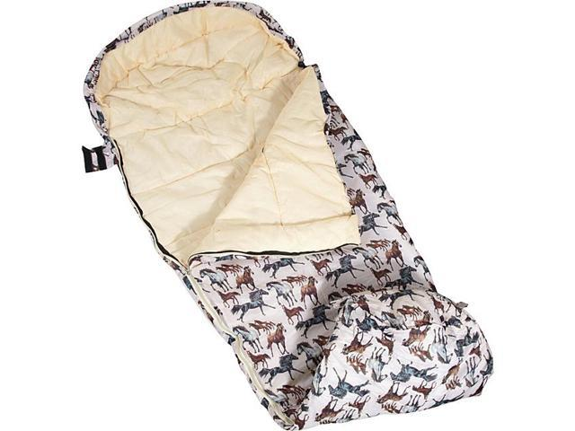 Wildkin Horse Dreams Stay Warm Sleeping Bag
