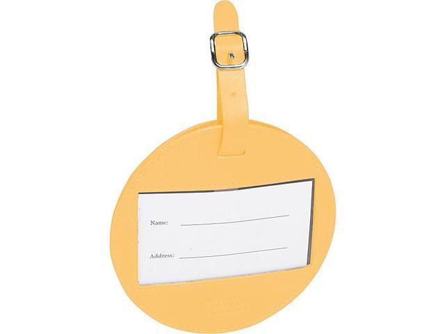 Clava Color Circle Luggage Tag