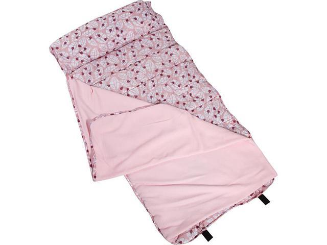 Wildkin Lady Bug Pink Easy-Sleep Nap Mat
