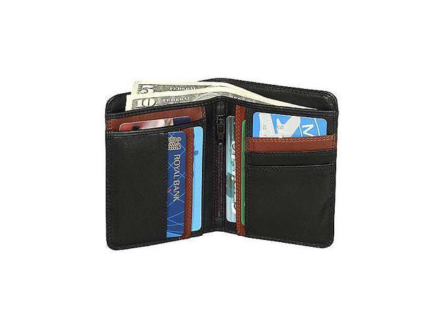 Derek Alexander Slim Showcard Wallet
