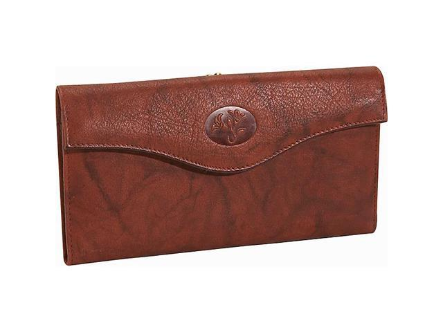Buxton Heiress Organizer; Clutch