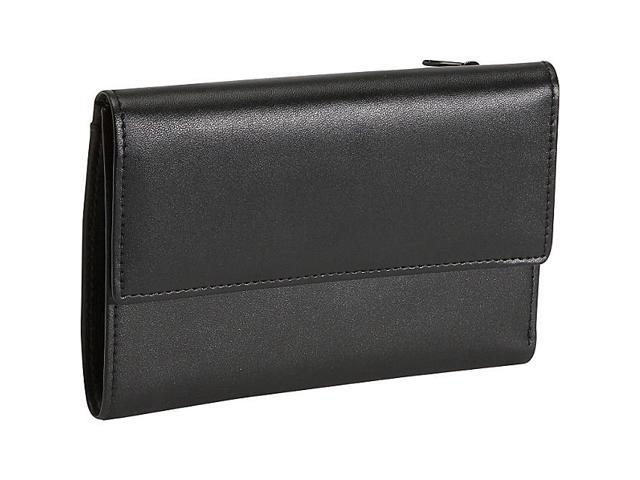 Royce Leather Ladies' Passport Wallet