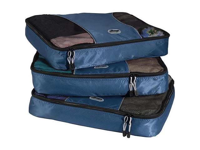 eBags Large Packing Cubes (3Pcs Set) - Denim