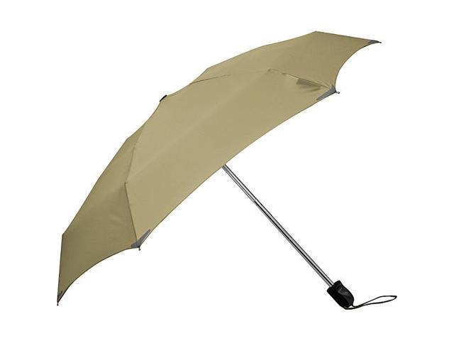 ShedRain WalkSafe? Manual Open Umbrella - Solid Colors