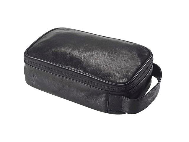 Clava Tuscan Leather Accessory/Toiletry Kit