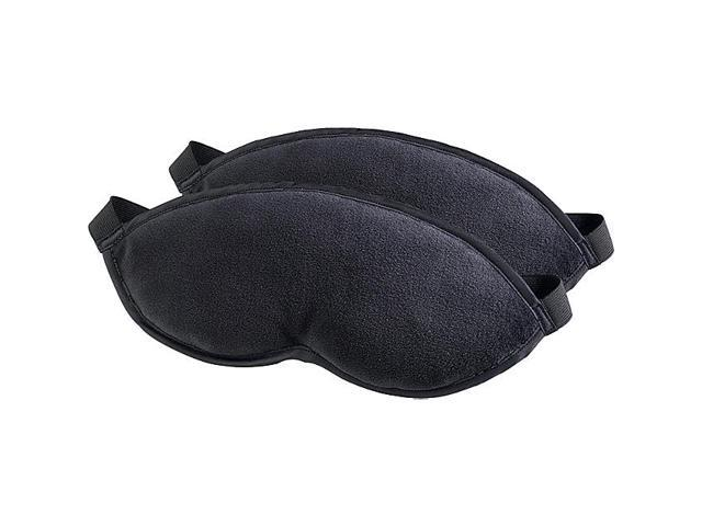 Lewis N. Clark Comfort Eye Masks - set of 2