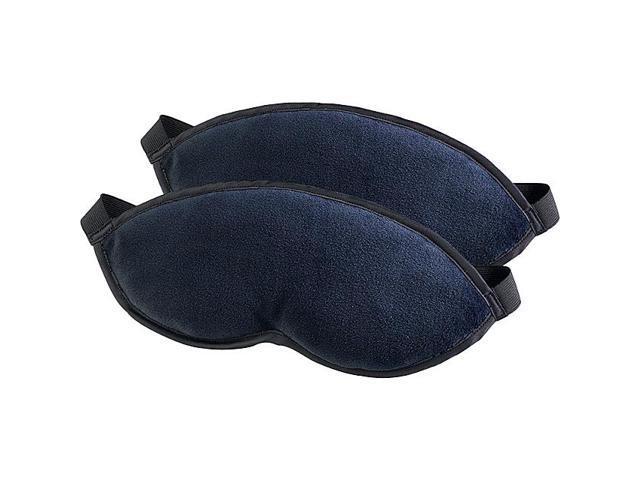 Lewis N. Clark Comfort Eye Masks - set of 2