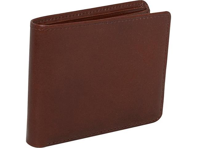 Jack Georges Sienna Collection Bi-fold Wallet