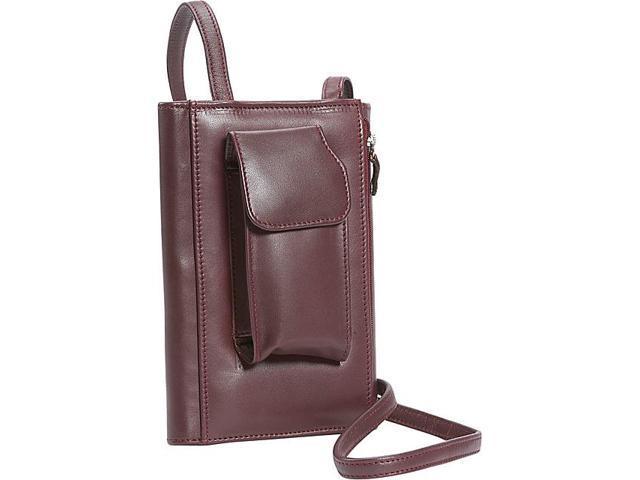 Leatherbay Leather Purse w/Strap