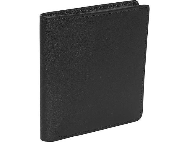 Royce Leather Men's Two Fold Wallet
