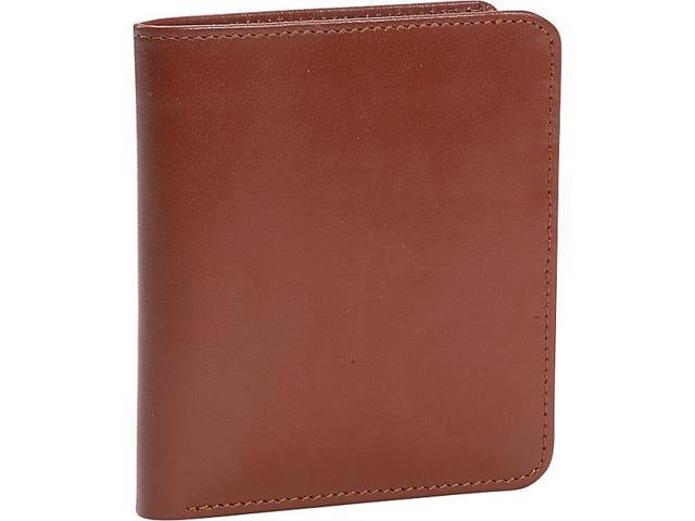 Leatherbay Men's Double Fold Leather Wallet
