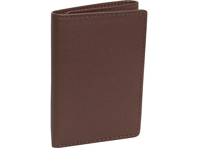 Royce Leather Men's Tri-Fold Wallet