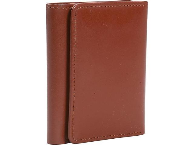 Leatherbay Tri Fold Leather Wallet